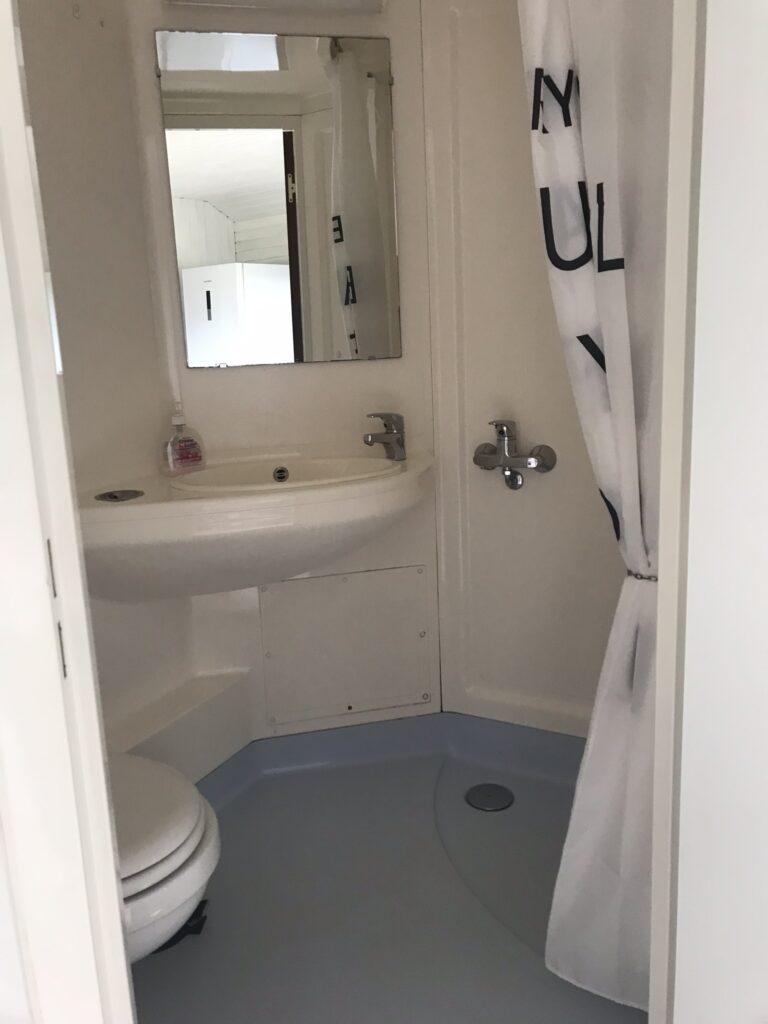 Hytte toilet